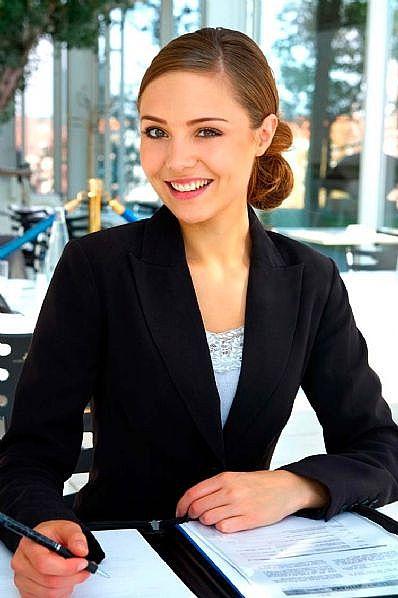 картинки деловой дамы